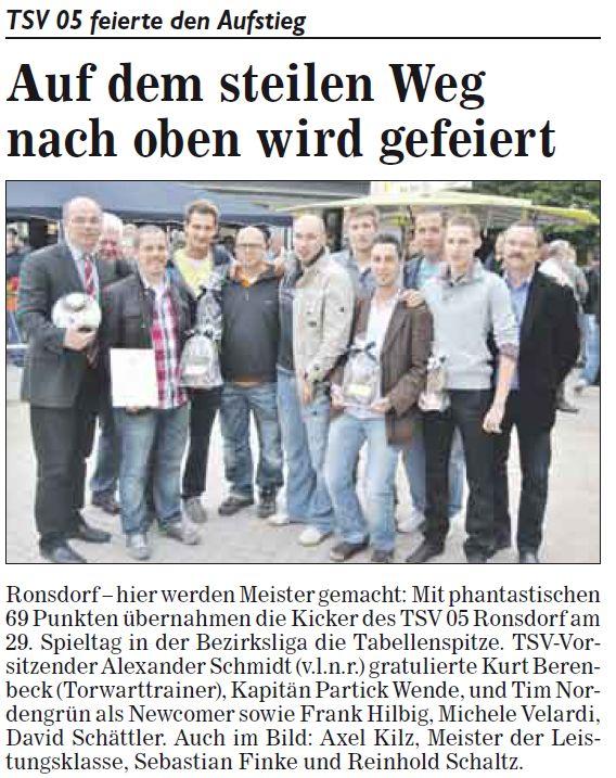 Presse 01.06.2011