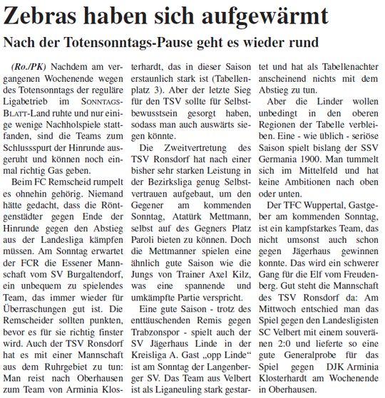 Presse 02.12.2012