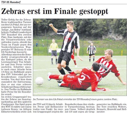 Presse 03.08.2011