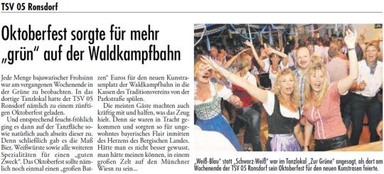 Presse 05.10.2011