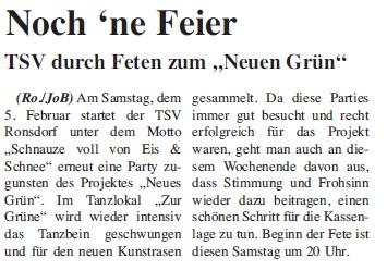 Presse 06.02.2011