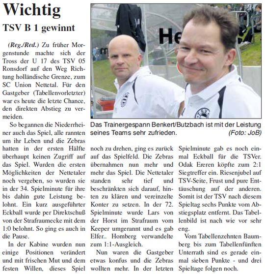 Presse 06.05.2012
