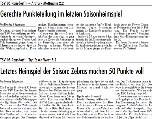 Presse 06.06.2012