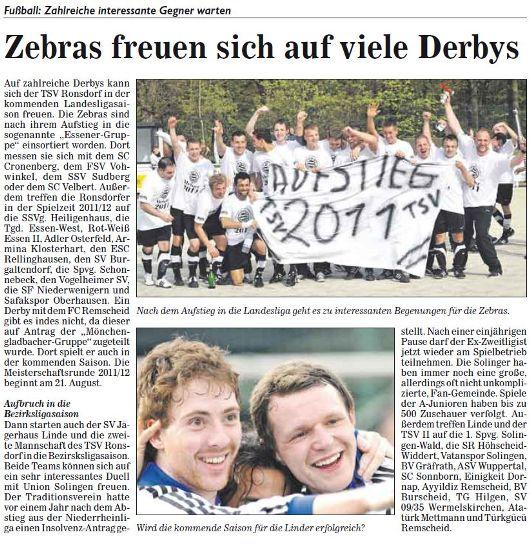 Presse 06.07.2011