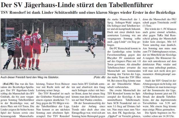 Presse 07.11.2010