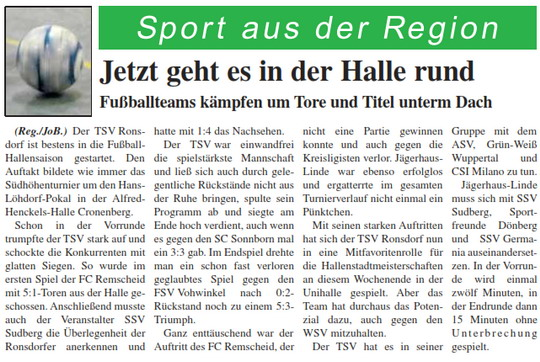 Presse 08.01.2012