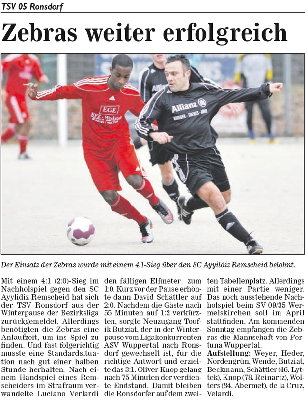 Presse 09.02.2011