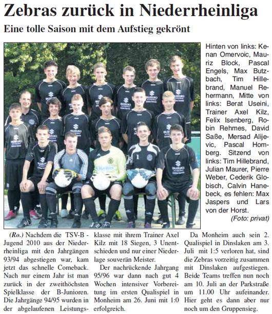 Presse 10.07.2011