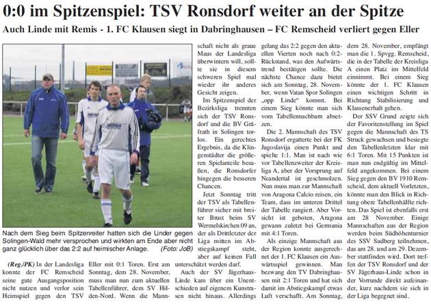 Presse 14.11.2010