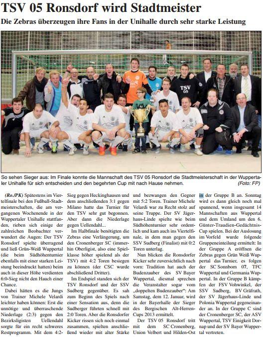 Presse 13.01.2013