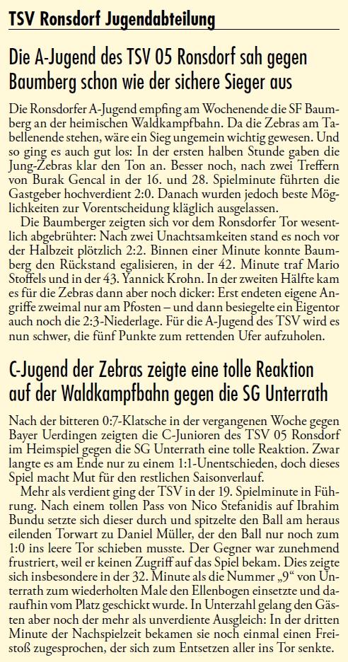 Presse 13.03.2013