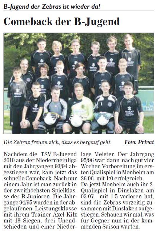 Presse 13.07.2011