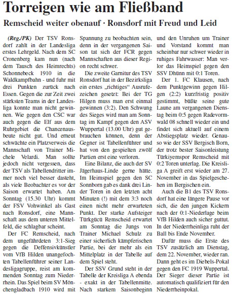 Presse 13.11.2011