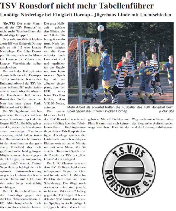 Presse 17.10.2010