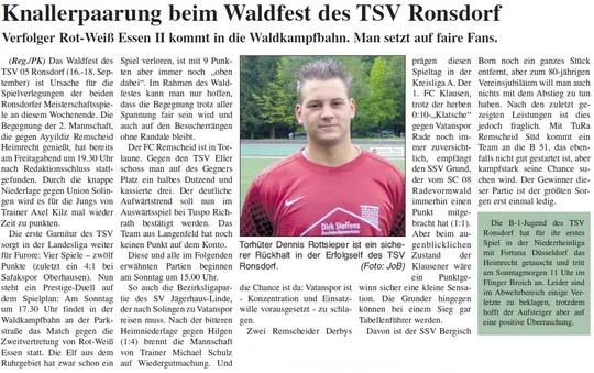Presse 18.09.2011