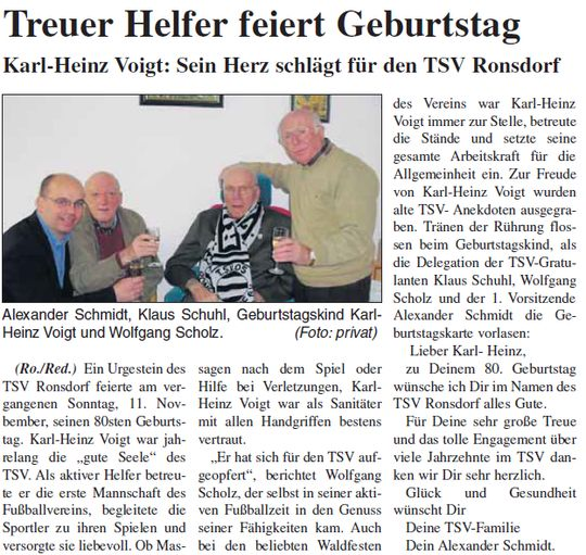 Presse 18.11.2012