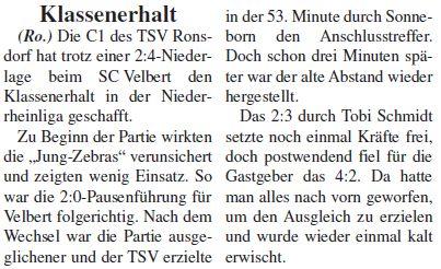 Presse 19.05.2013
