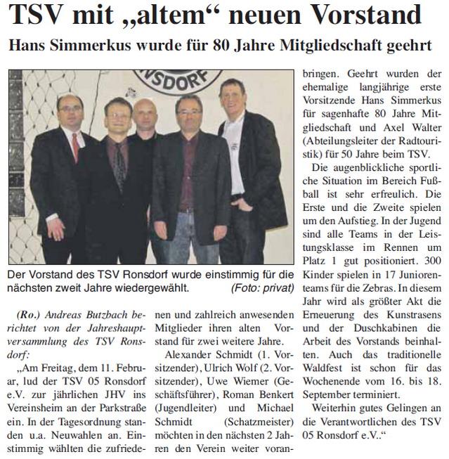 Presse 20.02.2011