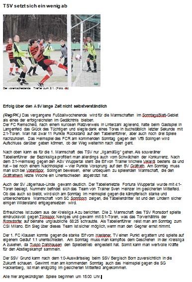 Presse 20.03.2011