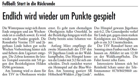 Presse 22.02.2012