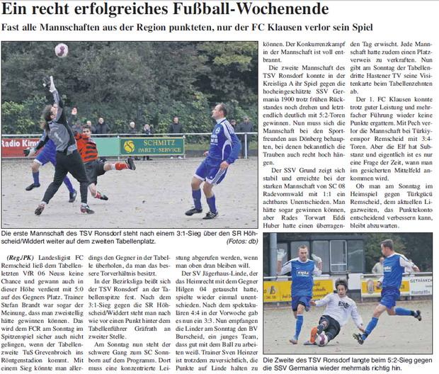 Presse 22.10.2010