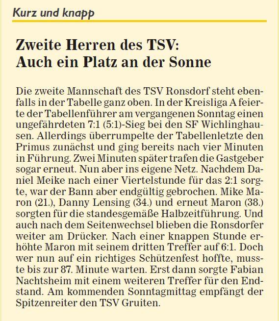 Presse 23.02.2011