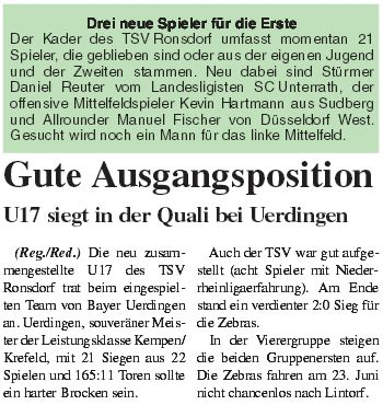 Presse 23.06.2013