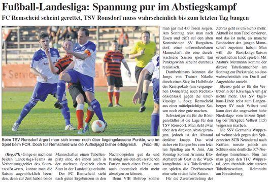 Presse 26.05.2013