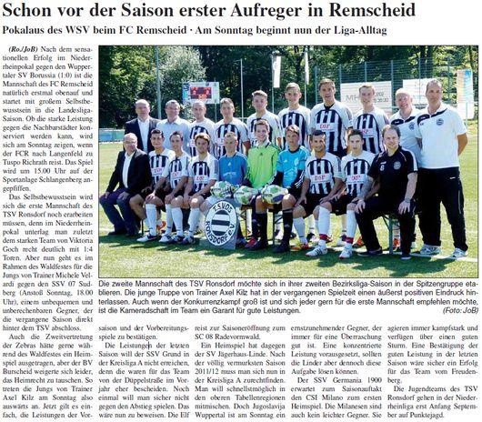 Presse 26.08.2012