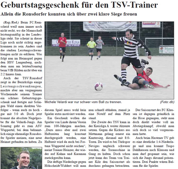 Presse 26.09.2010