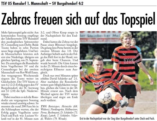 Presse 26.10.2011