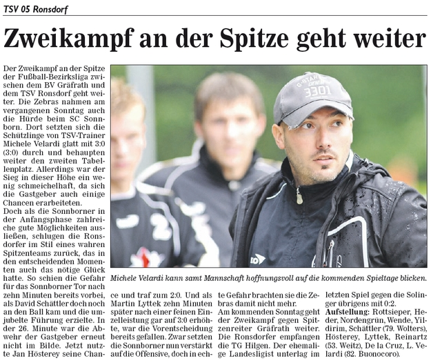 Presse 27.10.2010