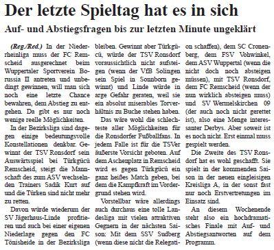 Presse 28.05.2010