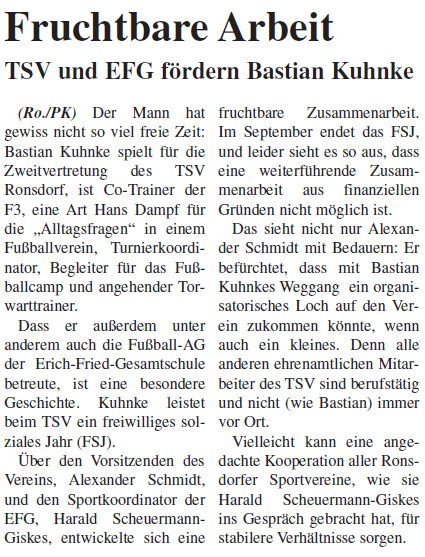 Presse 28.07.2013