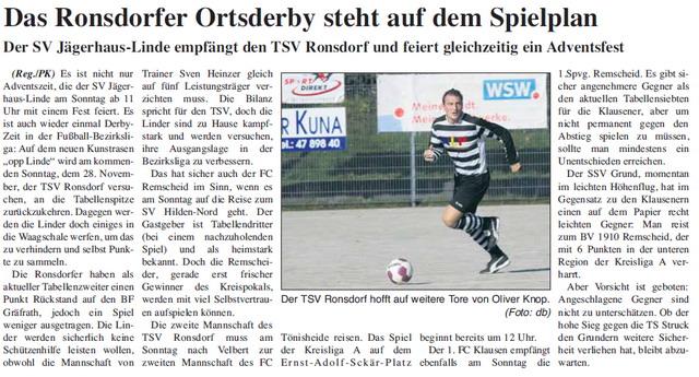 Presse 28.11.2010