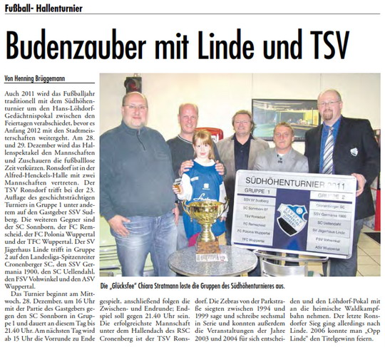 Presse 28.12.2011