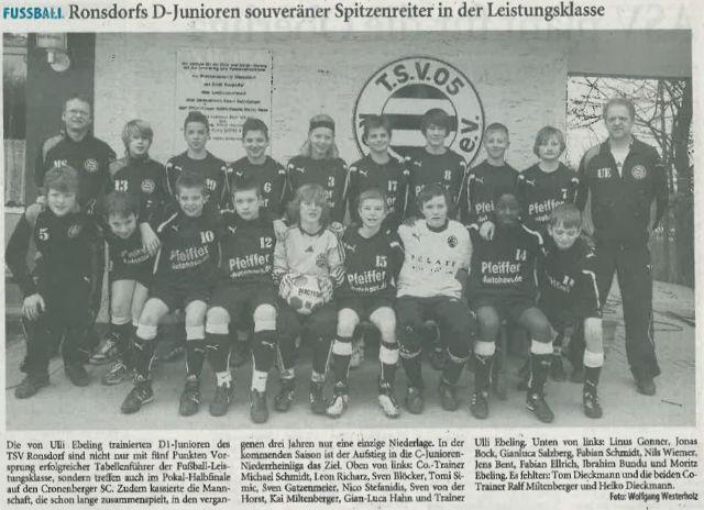 WZ Zeitung Wuppertal - Bericht 29.03.2011