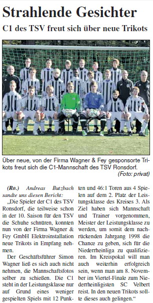 Presse 30.10.2011