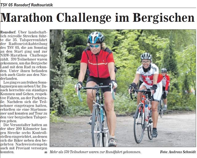 Marathon Challenge 2010